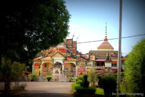 Wat Uttamaram Temple (Tok Raja)